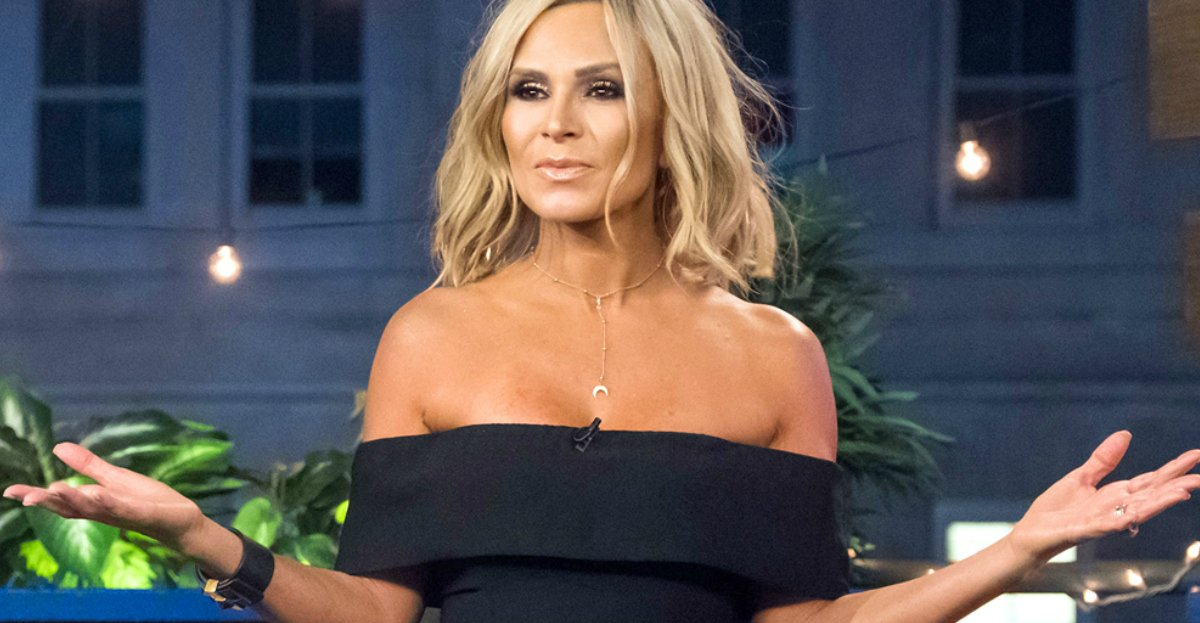 RHOC Bombshell Tamra Doesn't Care If Eddie Gets With Guys