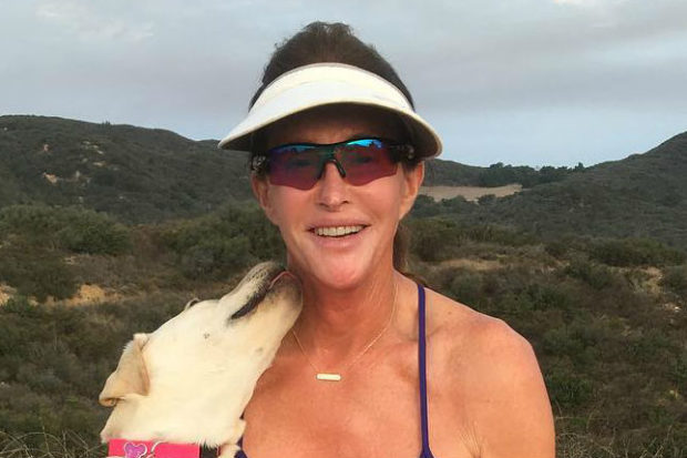 Finally Free! Caitlyn Jenner Wears a Bikini to Fulfill Her Beach Body Fantasy
