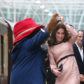 Kate Middleton pregnant baby bump
