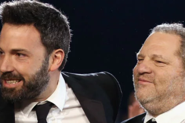 Ben Affleck Accused of Groping 'TRL' Host Amid Harvey Weinstein Scandal