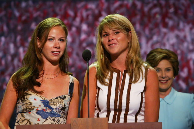 Bush Daughters Reveal Wild Escapades While in the White House