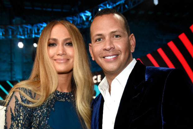 Jennifer Lopez Alex Rodriguez One Voice: Somos Live!