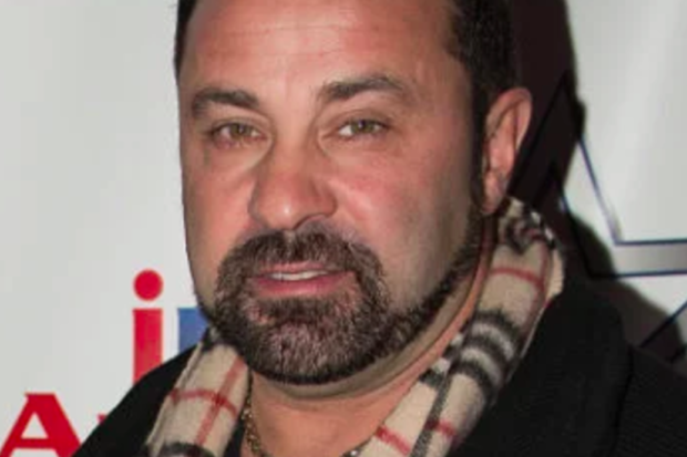 Joe Giudice Showed Up to Prison Drunk!
