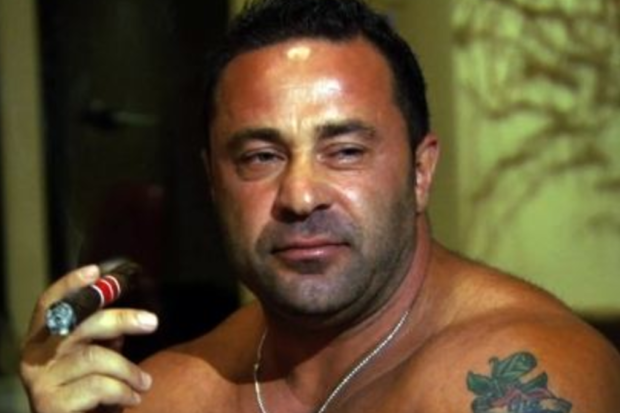 Joe Giudice Unrecognizable After Prison Weight Loss
