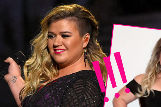 """I'm Happy!"" Kelly Clarkson Shows Off Slimmer Figure as She Fights Weight Gain Criticism"