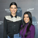 Kendall Jenner and Kourtney Kardashian Leave Their Pregnant Sisters at Home