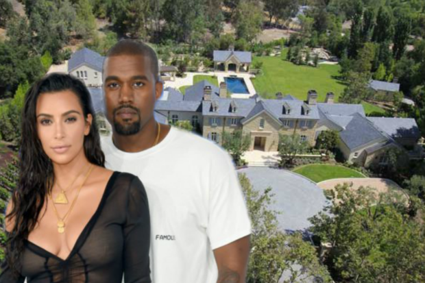 Kim and Kanye May Sell $20 Million Dream House Due to Money Problems