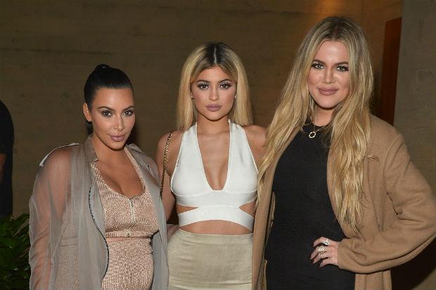 Kim Kardashian West Kylie Jenner Khloe Kardashian