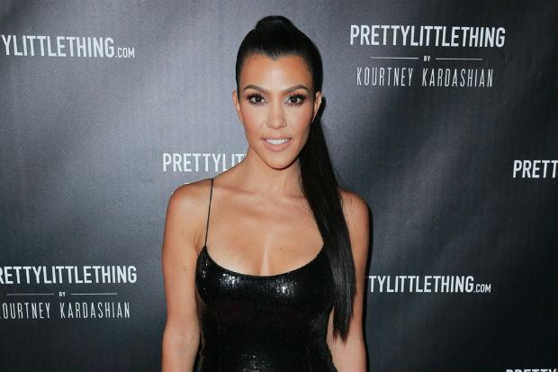 Kourtney Kardashian prettylittlething