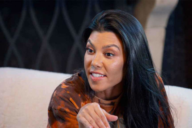 "Kourtney Kardashian Blasts Scott Disick for Dating a ""Different Hooker Every Day"""