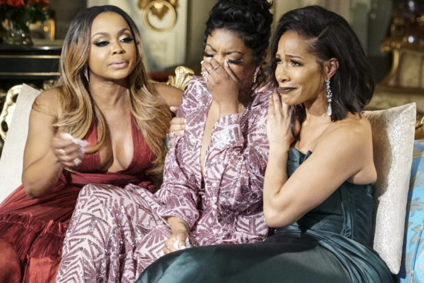 'RHOA' Star to Be Taken Off of the Show?!