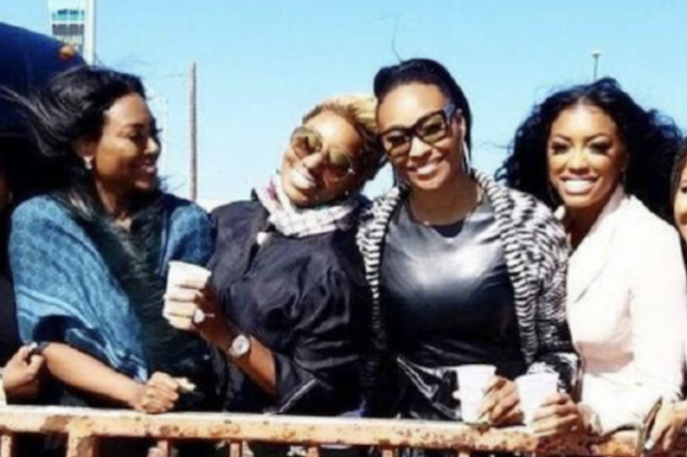 'RHOA' Star Banned From Cast Trip!