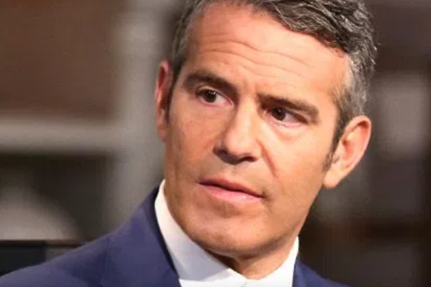 Kathy Griffin Releases Letter Alleging Andy Cohen's Sexual Misconduct