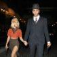 Kourtney Kardashian younes bendjima halloween bonnie and clyde