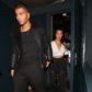 Kourtney Kardashian younes bendjima hold hands kendall birthday