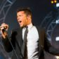 Puerto Rican singer Ricky Martin on stage during his single participation in the Festival Presidente in Santo Domingo, Dominican Republic, November 5, 2017. / AFP PHOTO / Erika SANTELICES        (Photo credit should read ERIKA SANTELICES/AFP/Getty Images)