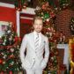 Derek Hough christmas tree