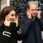 Kate Middleton Prince William plug ears