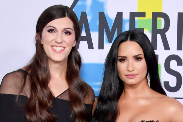 Demi Lovato Brings Transgender Politician as Her 2017 AMAs Date