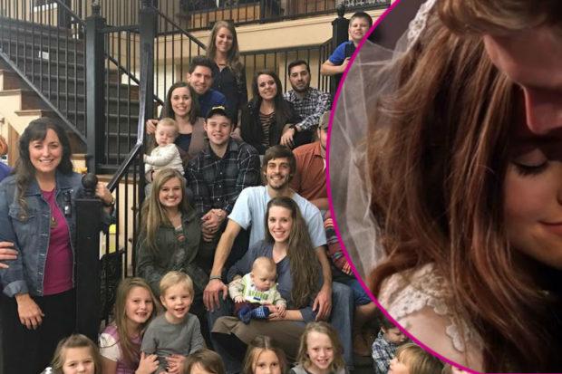 Hiding Their Shame? Duggar Daughter Cut Out of Family Photo Amid Premarital Pregnancy Rumors