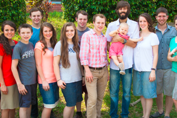 At It Again! Duggar Star Says Gender Fluidity Is Child Abuse