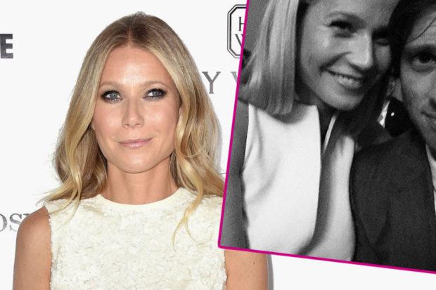 Gwyneth Paltrow Is Engaged to Brad Falchuk