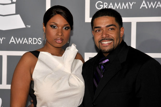 jennifer hudson david otunga Grammy Awards 2009
