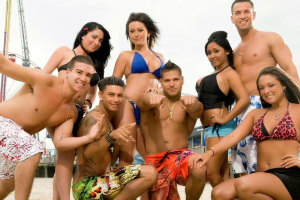 'Jersey Shore' Star's Plastic Surgery Makeover Revealed