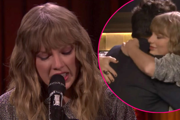 Here's the Heartbreaking Reason Why Taylor Swift Made Jimmy Fallon Cry