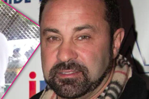 Shocking Photos of Joe Giudice's Dramatic Weight Loss