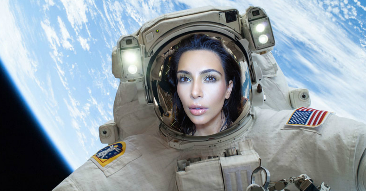 Keeping up With the Kosmonauts? The Kardashians Are Headed to Space