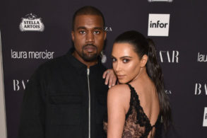 Kim Kardashian and Kanye West Don't See Much of Their Surrogate