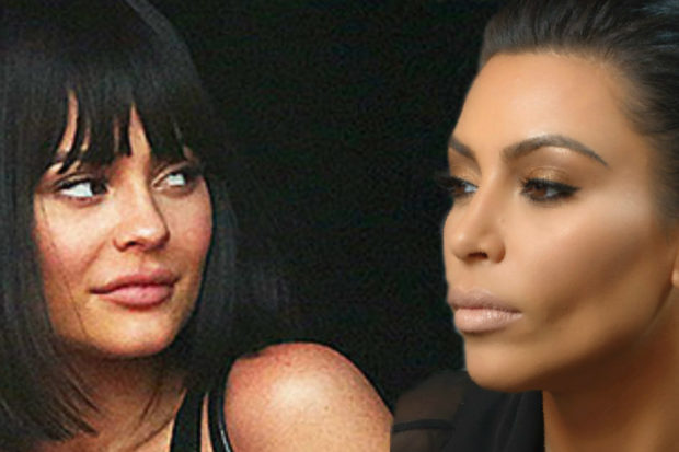 "Oh No She Didn't! Kylie Jenner Thinks Kim Kardashian Is ""Copying Her Ideas"""