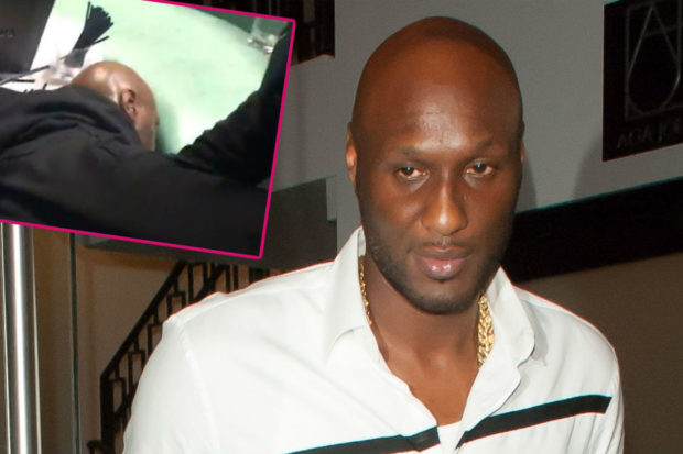 "Inside Lamar Odom's ""Scary"" Collapse at Hollywood Nightclub"