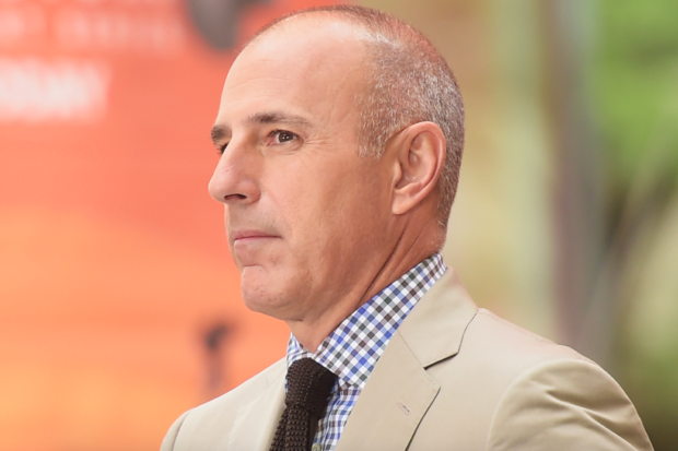 Matt Lauer Fired Over Sexual Misconduct Allegation