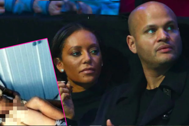 Here's What Mel B's Ex Decided to Do With Their Raunchy Adult Tape