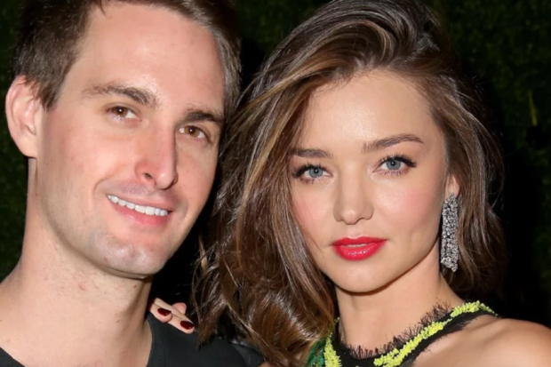 Miranda Kerr Pregnant with Snapchat CEO Evan Spiegel's First Child