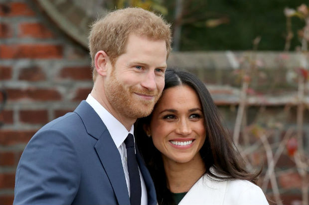 Prince Harry and Meghan Markle's Wedding Date and Venue Confirmed