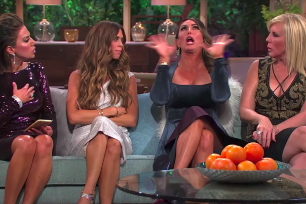 'RHOC' Star Quits?! Reunion Trailer Packs a Punch!