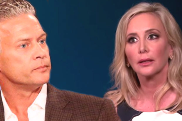 It's On! Shannon Beador's Divorce Battle Just Escalated to a Messy New Level