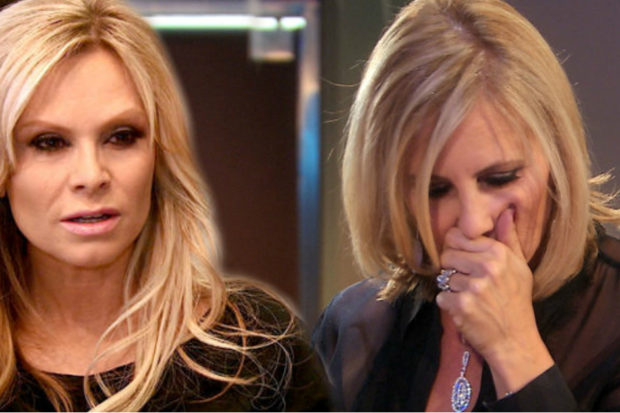 Vicki Finally Ends Her Nasty Feud With Tamra