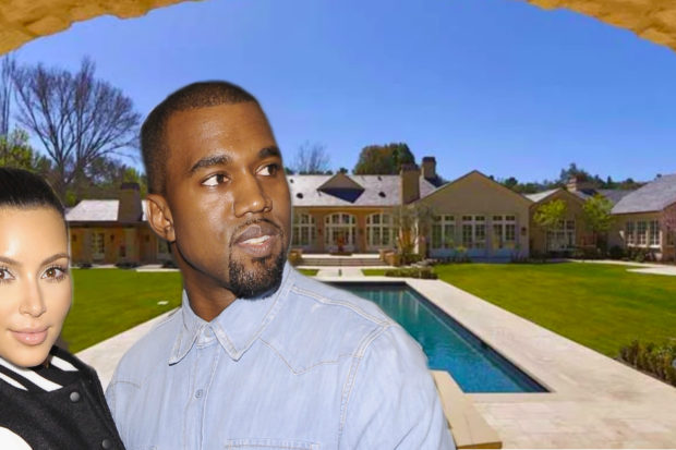 Here's Everything You Need to Know About Kim Kardashian and Kanye West's $20 Million Dream House