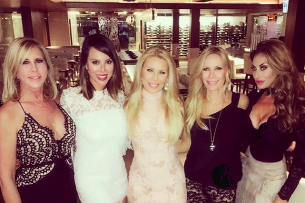 'Real Housewives of Orange County' Divorce Finalized!
