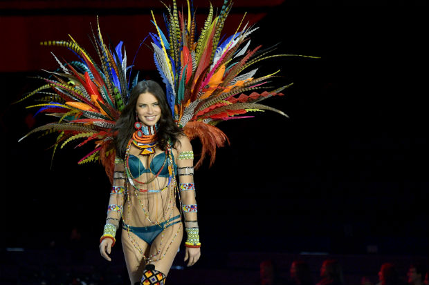 adriana lima Victoria's Secret Fashion Show In Shanghai