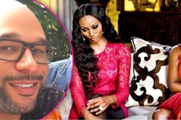 'RHOA' Fake Relationship Revealed