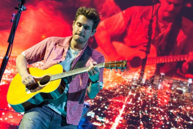 John Mayer hospitalized for emergency appendectomy, concert delayed
