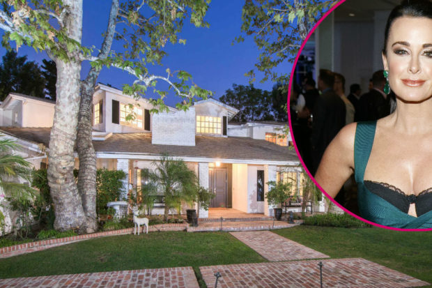 Take a Tour Inside 'RHOBH' Star Kyle Richards' $6.995 Million Mansion