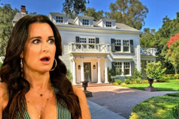 'Real Housewives' Home Broken Into and Robbed