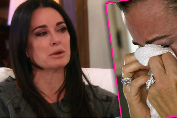 Kyle Richards' Home Destroyed in Fires