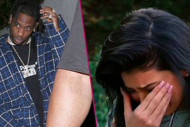 Bad Dad? Travis Scott Leaves Pregnant Kylie Jenner at Home to Party at the Club